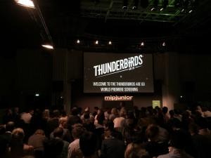 Thunderbirds are Go at MIPJunior