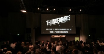 Thunderbirds are Go at MIPJunior