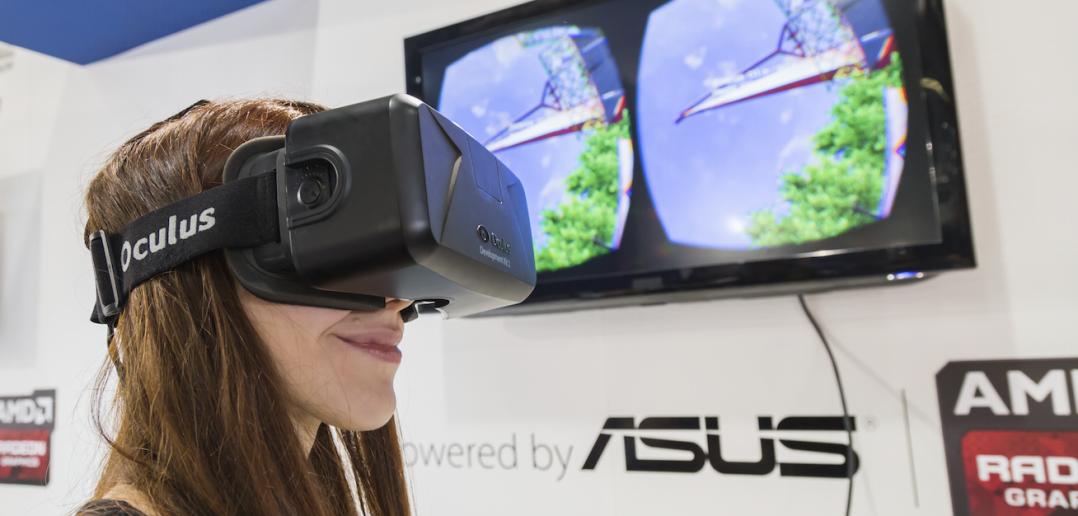 Oculus Rift © Stefano Tinti / Shutterstock.com