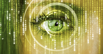 Big Data Matrix © Shutterstock / ra2studio