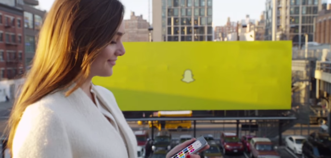 Snapchat Discover online video