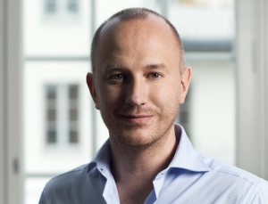 Mattias Hjelmstedt - CEO of Magine TV