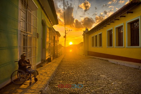 An Imax film about Cuba