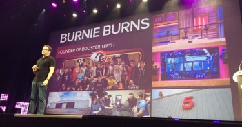 Burnie Burns, Rooster Teeth