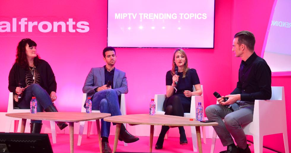MIPTV 2015 Trending Topics © Seb D'Hallouin, Image & Co