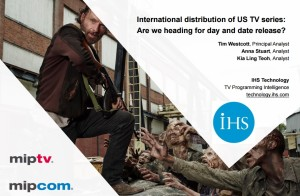 IHS distribution of US TV series