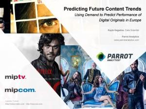 Parrot content trends