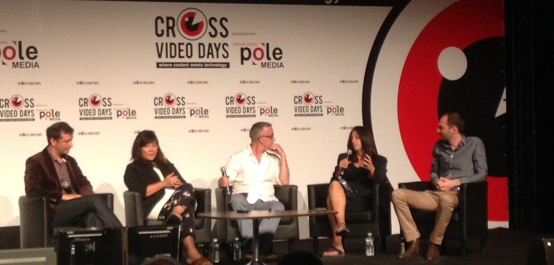 Cross Video Days virtual reality