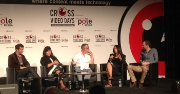 Cross Video Days virtual reality