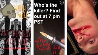 Snapchat Murder Mystery