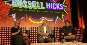 Russell Hicks & Dan Schneider