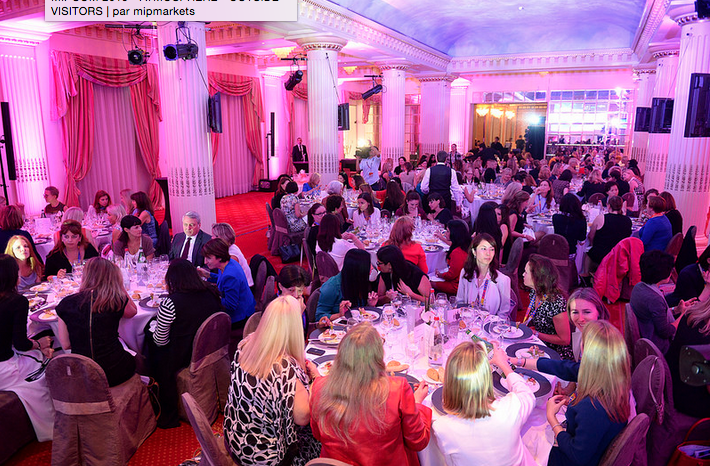 Women in Global Entertainment lunch 2015