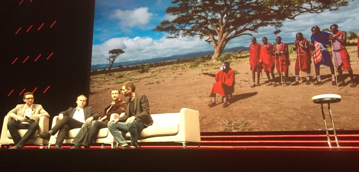 MIPTV report: What does virtual reality mean for TV?