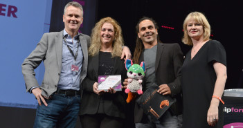 MIPFormats Pitch winners