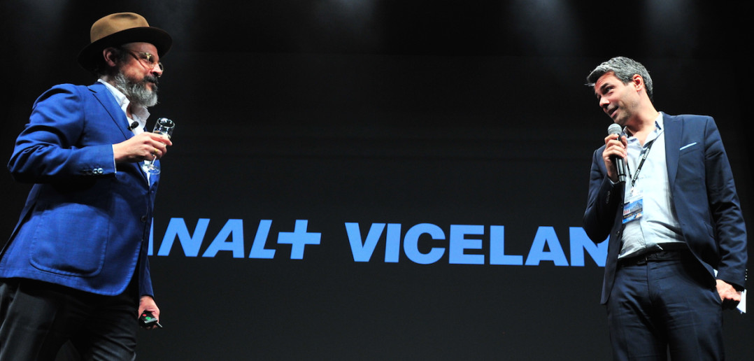 Viceland + Canal+ © Desjardins/Image & Co