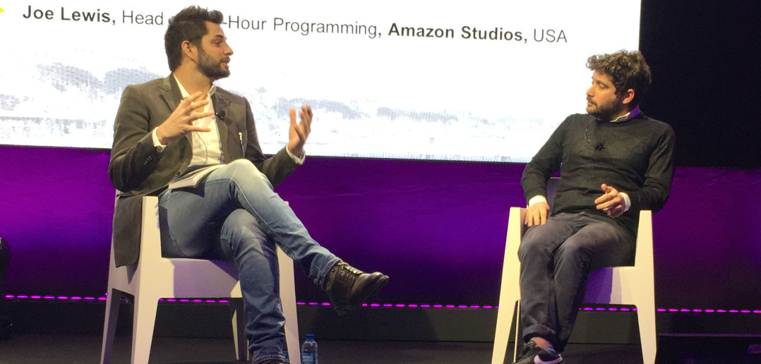 Amazon Studios' Joe Lewis