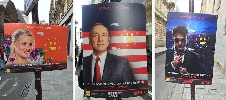 Netflixswap