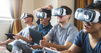 What does Virtual Reality mean to the Entertainment Industry?