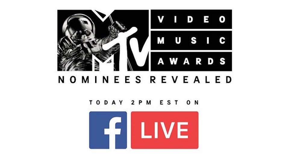 VIDEO MUSIC AWARDS social tv