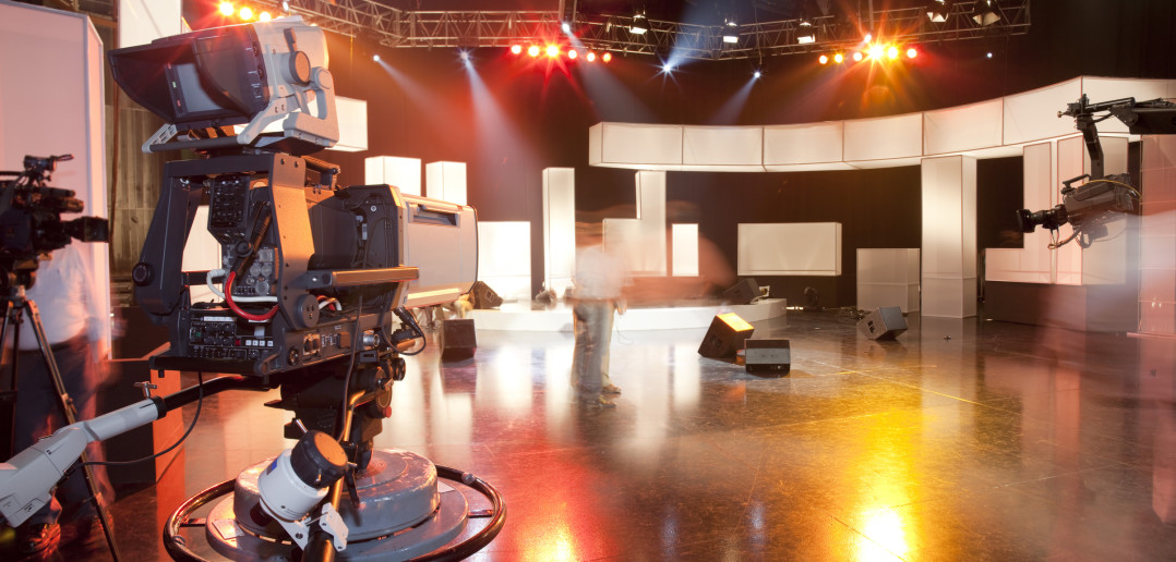 TV studio © Ralf Hettler / Getty Images