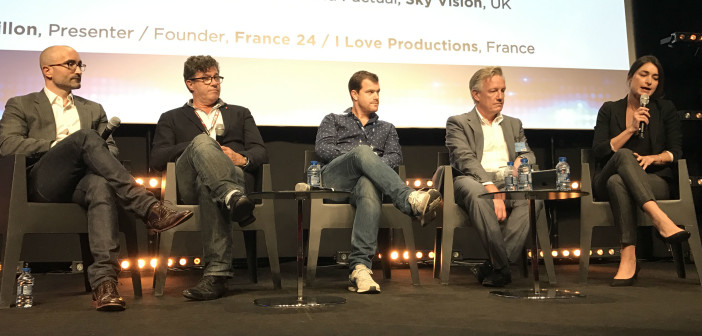 MIPCOM Report: Shooting TV Shows on an iPhone