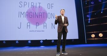 Kazuo Hirai Sony Corp