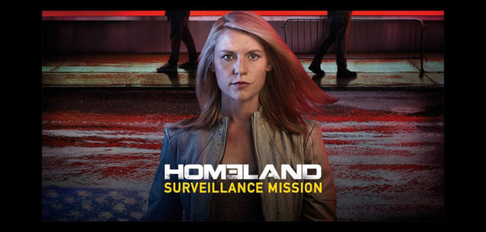 Homeland, Santa Clarita Diet & Got Talent: Today's best digital activations, by VAST MEDIA