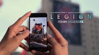 LEGION: AUGMENTED REALITY MURALS