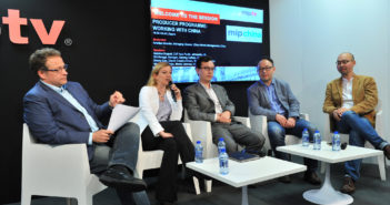 MIP China panel at MIPTV