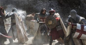 Knightfall, © A+E Networks