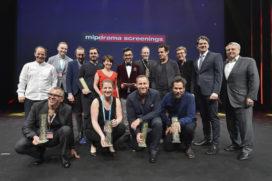 MIP Drama Screenings 2017 winners © Johner/360 Médias