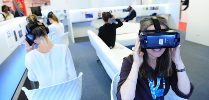 How VR moved forwards at MIPTV