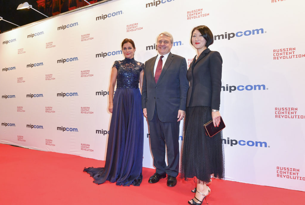 MIPCOM 2017 Red Carpet