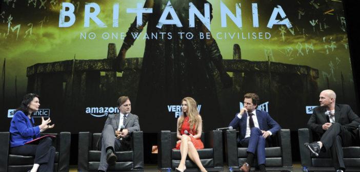 Britannia, Kurara, Trotsky & Counterpart — MIPCOM Screenings wrap