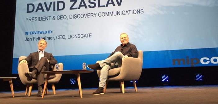 """Discovery & Vivendi Content keynotes: """"This is our rendez-vous with destiny"""" — MIPCOM report"""