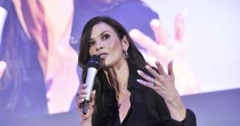 WOMEN IN GLOBAL ENTERTAINMENT POWER LUNCH - Catherine Zeta-Jones