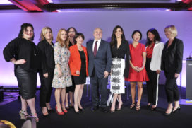 WOMEN IN GLOBAL ENTERTAINMENT POWER LUNCH - Panel