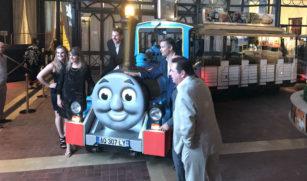 Thomas & Friends premiere