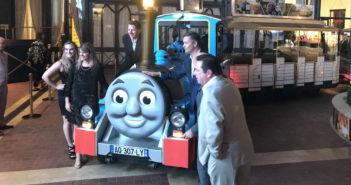 Thomas & Friends premiere