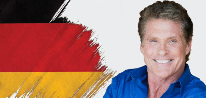 Why Germany Won't Ever Hassle The Hoff