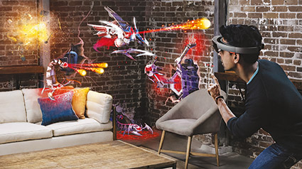 AR: Another giant leap for mankind    and for entertainment? - MIPTV