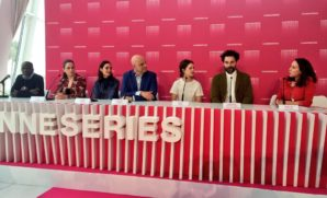 CANNESERIES Jury press conference