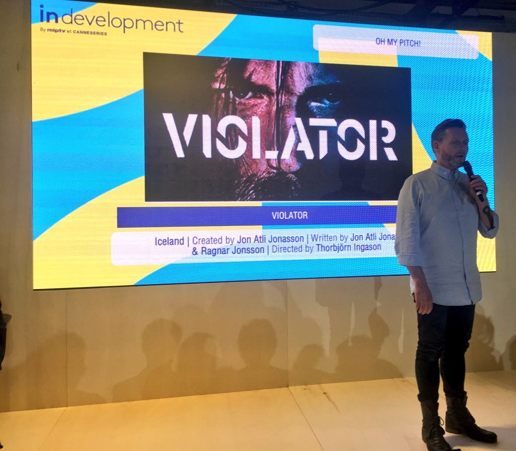 In Development Pitch Violator