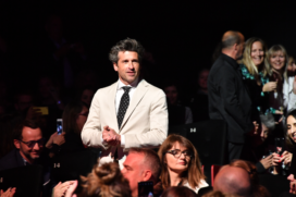 CANNESERIES Patrick Dempsey