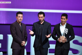 CANNESERIES Awards Ceremony Special Performance