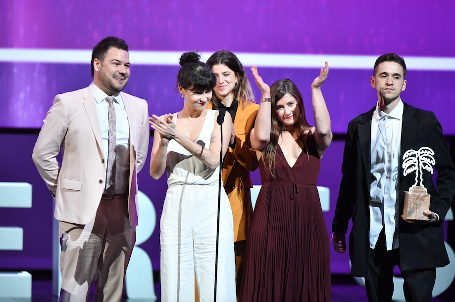 CANNESERIES Awards Ceremony Best Digital Series