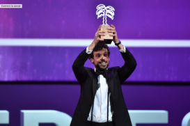 CANNESERIES Awards Ceremony Best Performance