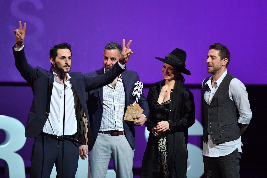 CANNESERIES Awards Ceremony Best Series