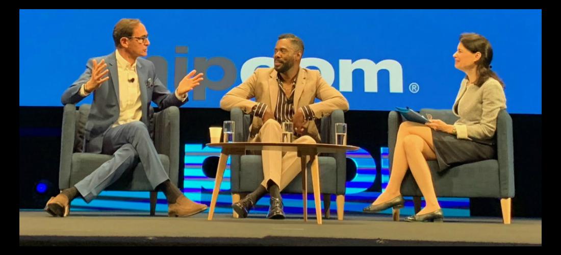 MIPCOM Wrap: Josh Sapan & Colman Domingo, star showrunners
