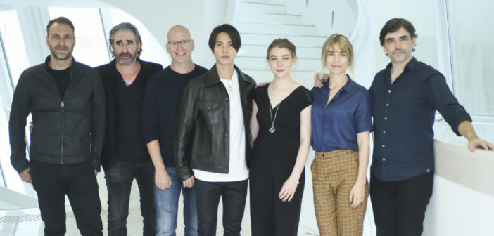 """It's a murder mystery without a cop"" – Tomohisa Yamashita & crew talk The Head – MIPCOM News"